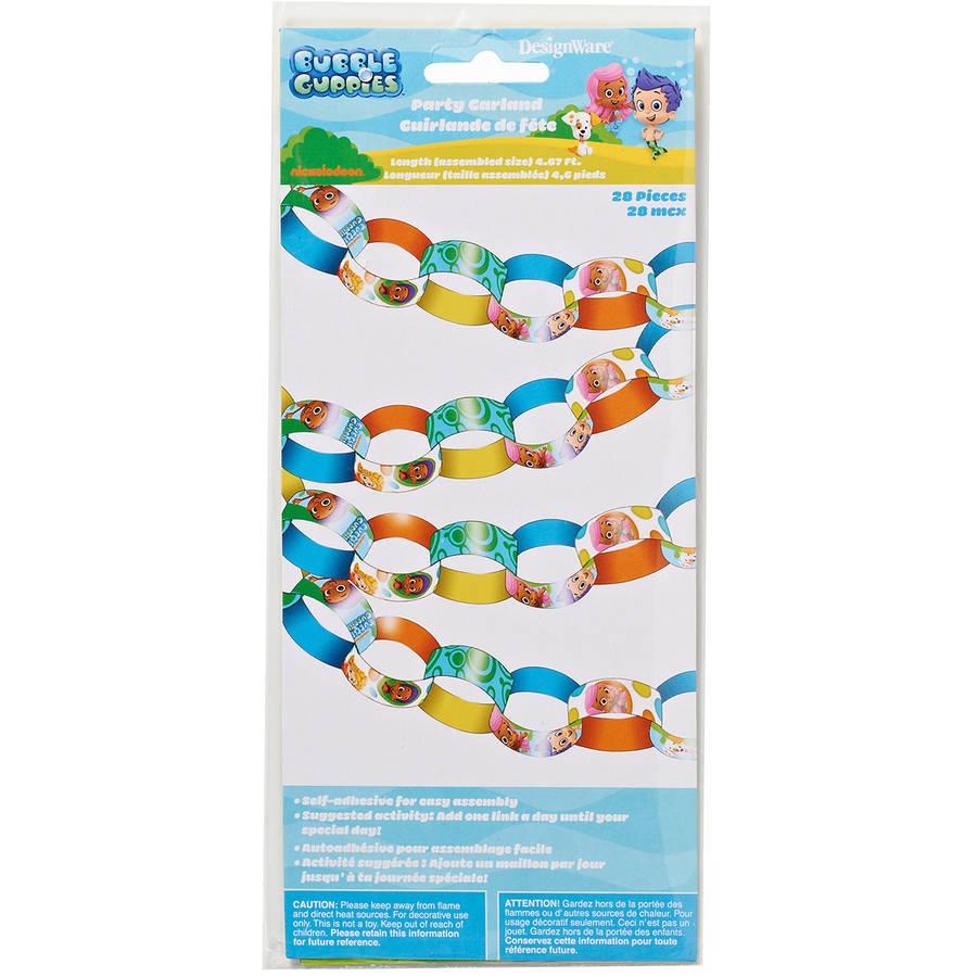 Bubble Guppies Party Supplies - Walmart.com