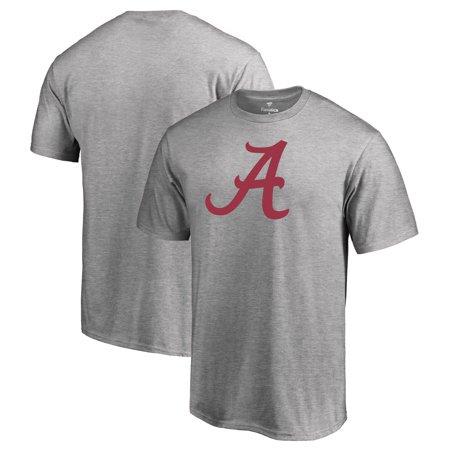 Alabama Crimson Tide Fanatics Branded Primary Team Logo T-Shirt - (Best Sports Team Logos)