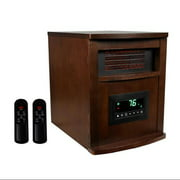 LifeSmart LifePro LS-1000HH 1,500 Watt 150 Sq Ft Portable Infrared Quartz Heater