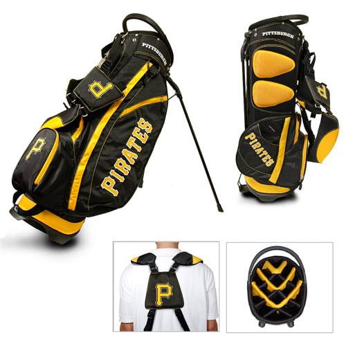 Team Golf MLB Pittsburgh Pirates Fairway Golf Stand Bag