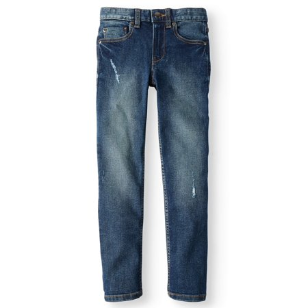 Destructed Denim (Little Boys & Big Boys)