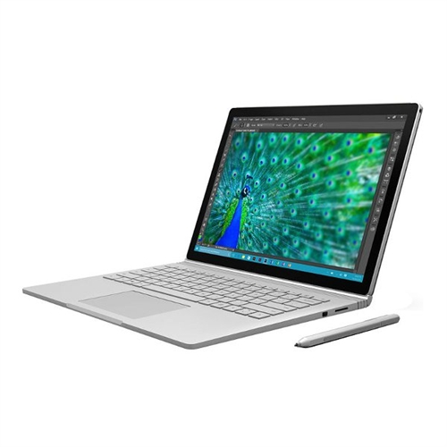 "Microsoft Surface Book 13.5"" Hybrid Notebook w/ Intel i7, 16GB RAM, 512GB SSD"