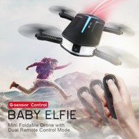 Tuscom JJRC H37 MINI BABY ELFIE 720P WIFI FPV Camera With Altitude Hold RC Quadcopter
