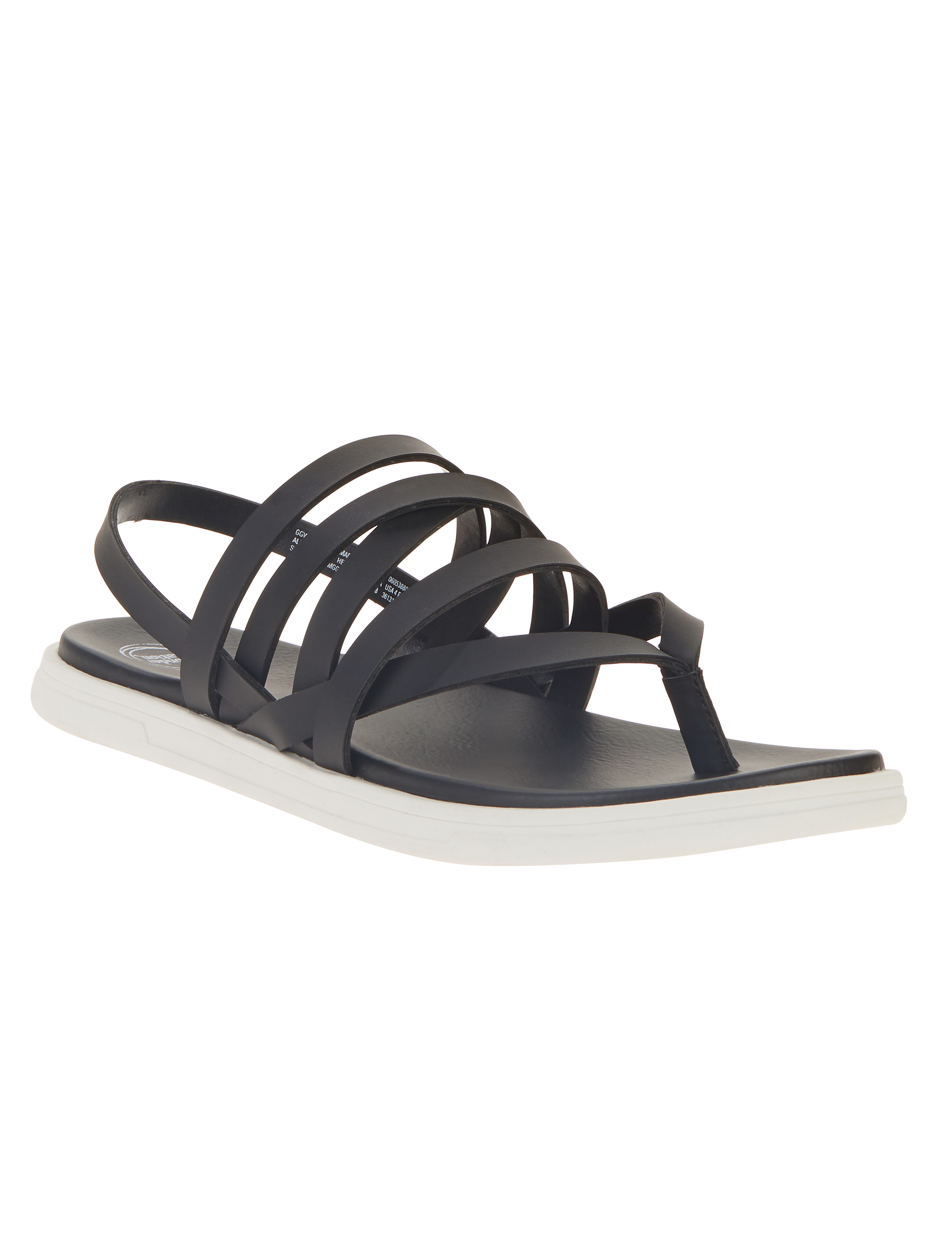 Girls' Strappy Sport Sandal