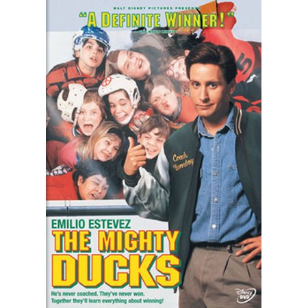 The Mighty Ducks (DVD) - Daffy Duck Halloween Movie