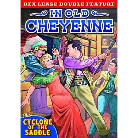 Lease Double Feature: In Old Cheyenne (1931) / Cyclone of the Saddle (DVD)