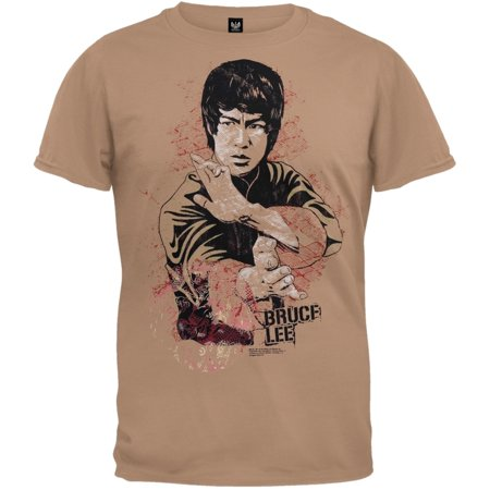 Bruce Lee - Kung Fu T-Shirt - Bruce Lee Outfits