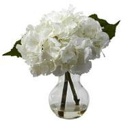 Blooming Hydrangea Arrangement