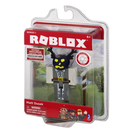 Matt Dusek Roblox Roblox Action Collection Matt Dusek Figure Pack Includes Exclusive Virtual Item Best Roblox Toys