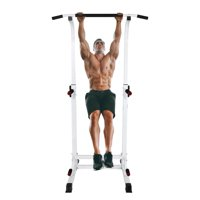 LHCER  Home Gym Adjustable Multi-Function Fitness Equipment Pull Up Bar Stand Workout Station, gym pull-up, pull-up stand