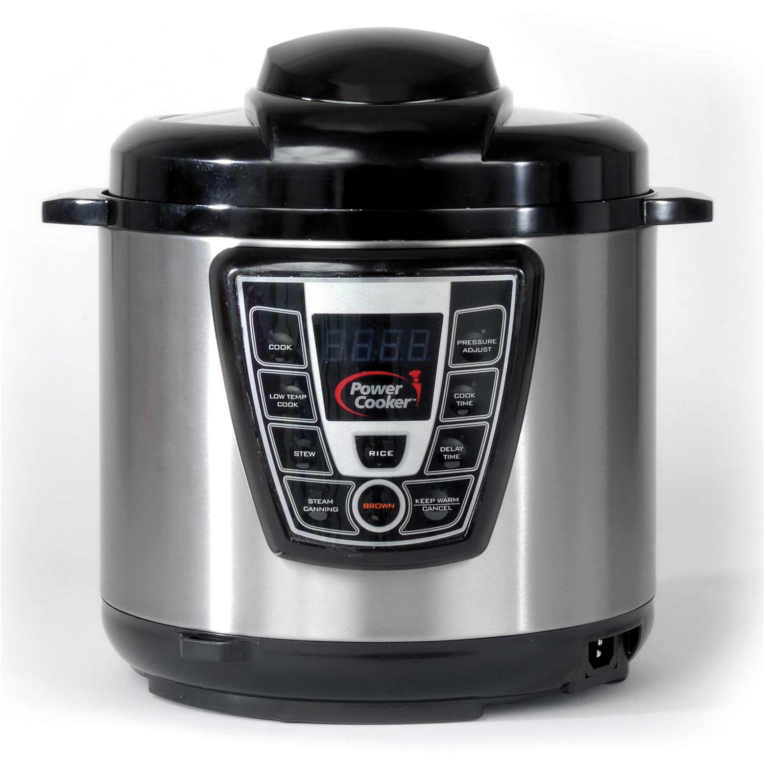Power Cooker Pressure Cooker 6 Qt.