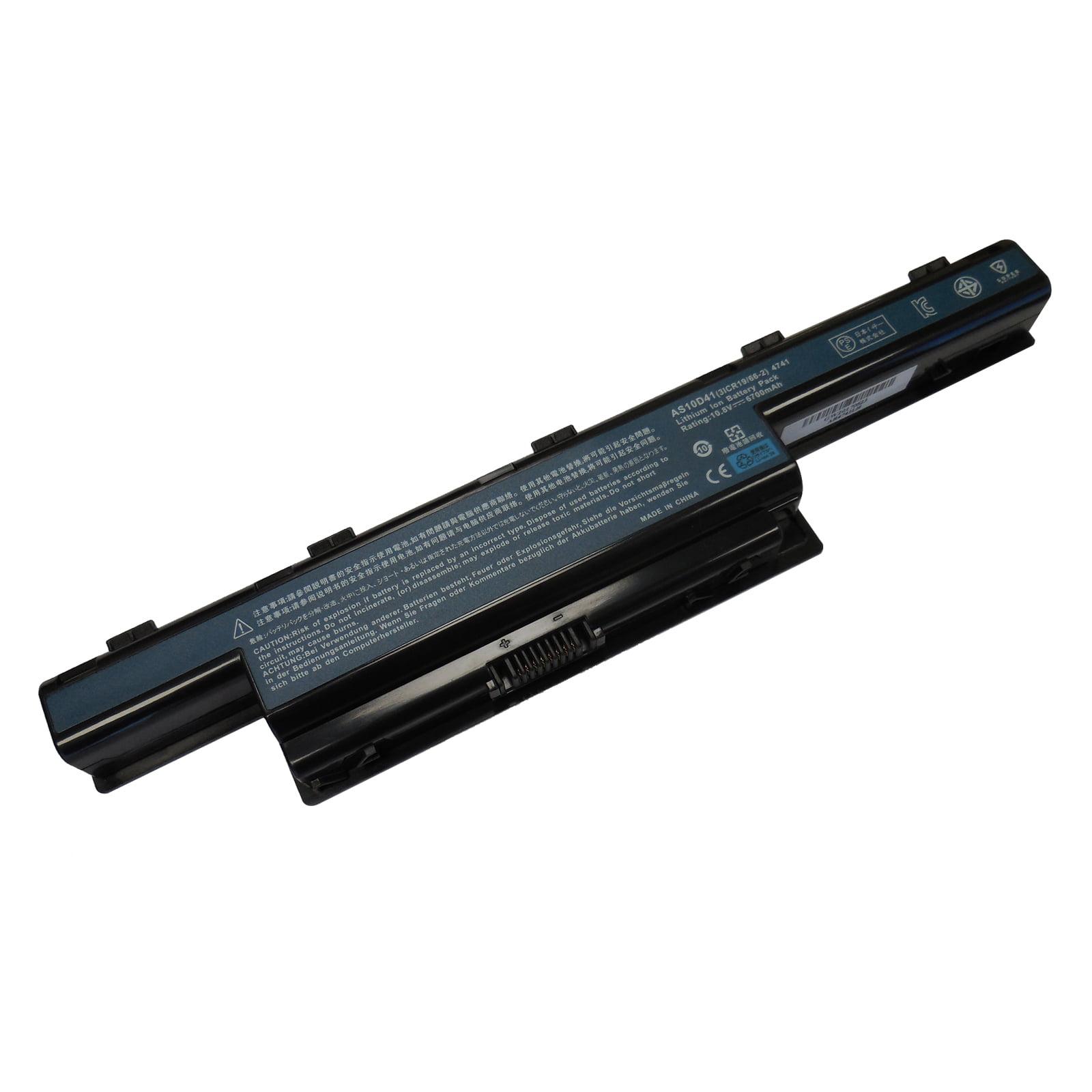 Superb Choice - Super-Capacity Li-ion Batterie pour ACER TravelMate 8472G HF, 8472T, 8472T HF - image 1 de 1