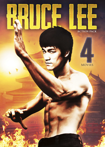 Bruce Lee Action Pack [DVD] by Platinum Disc