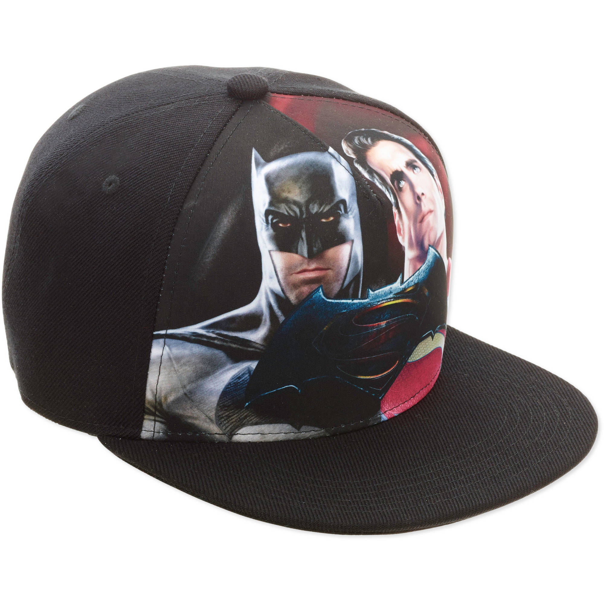 Dawn Of Justice Sublimated Adjustable Baseball Cap