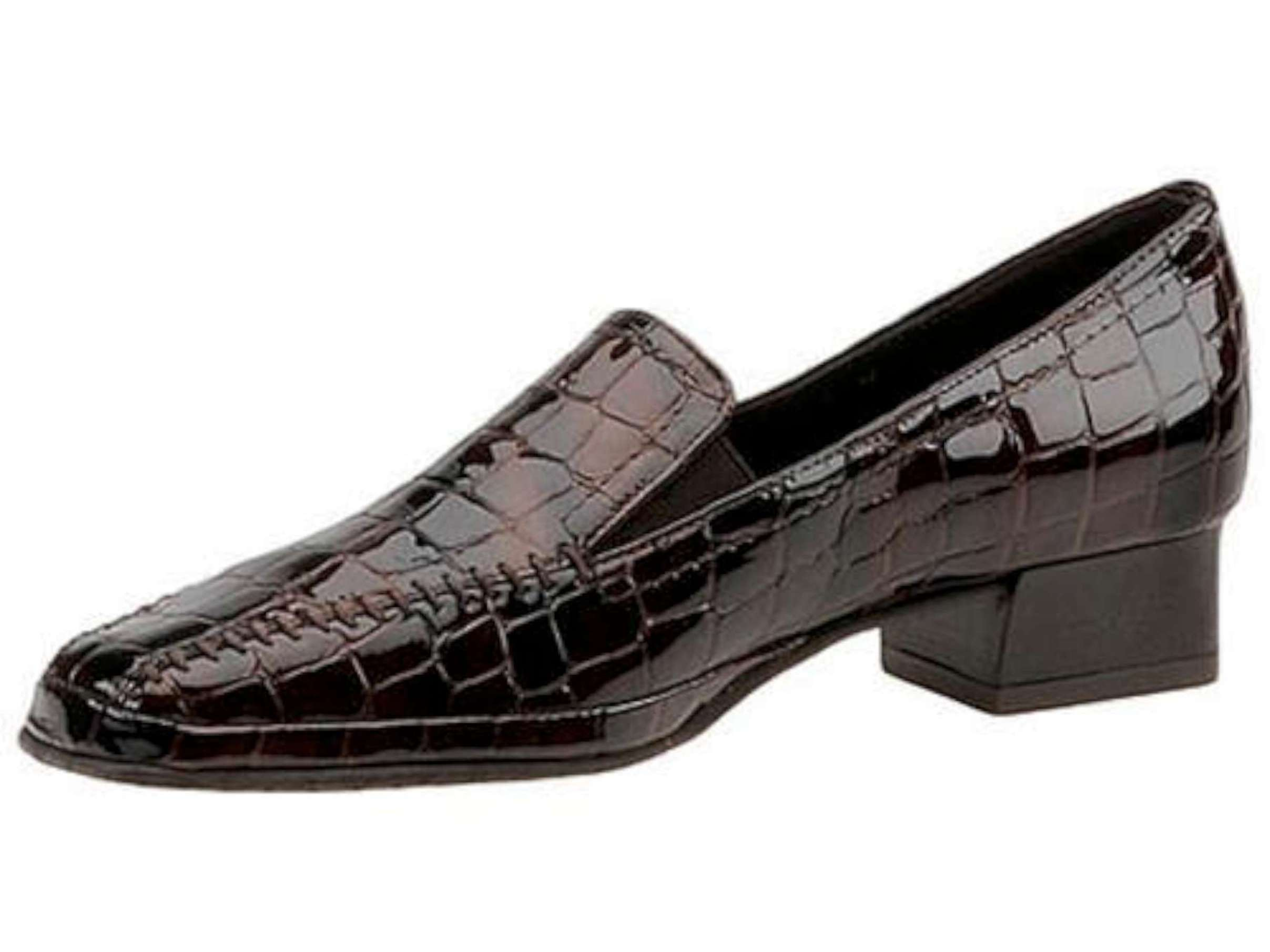 Amalfi by Rangoni Womens Matta Closed Toe Loafers by Amalfi by Rangoni