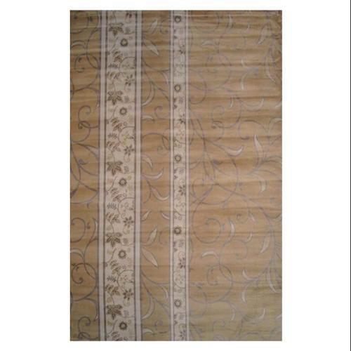 LA RUG Artifacts Floral-Size:8' x 11'