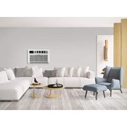 Whirlpool WHAT121-1AW Energy Star 12,000 BTU 115V Through-the-Wall Air Conditioner with Remote Control, 12000, White