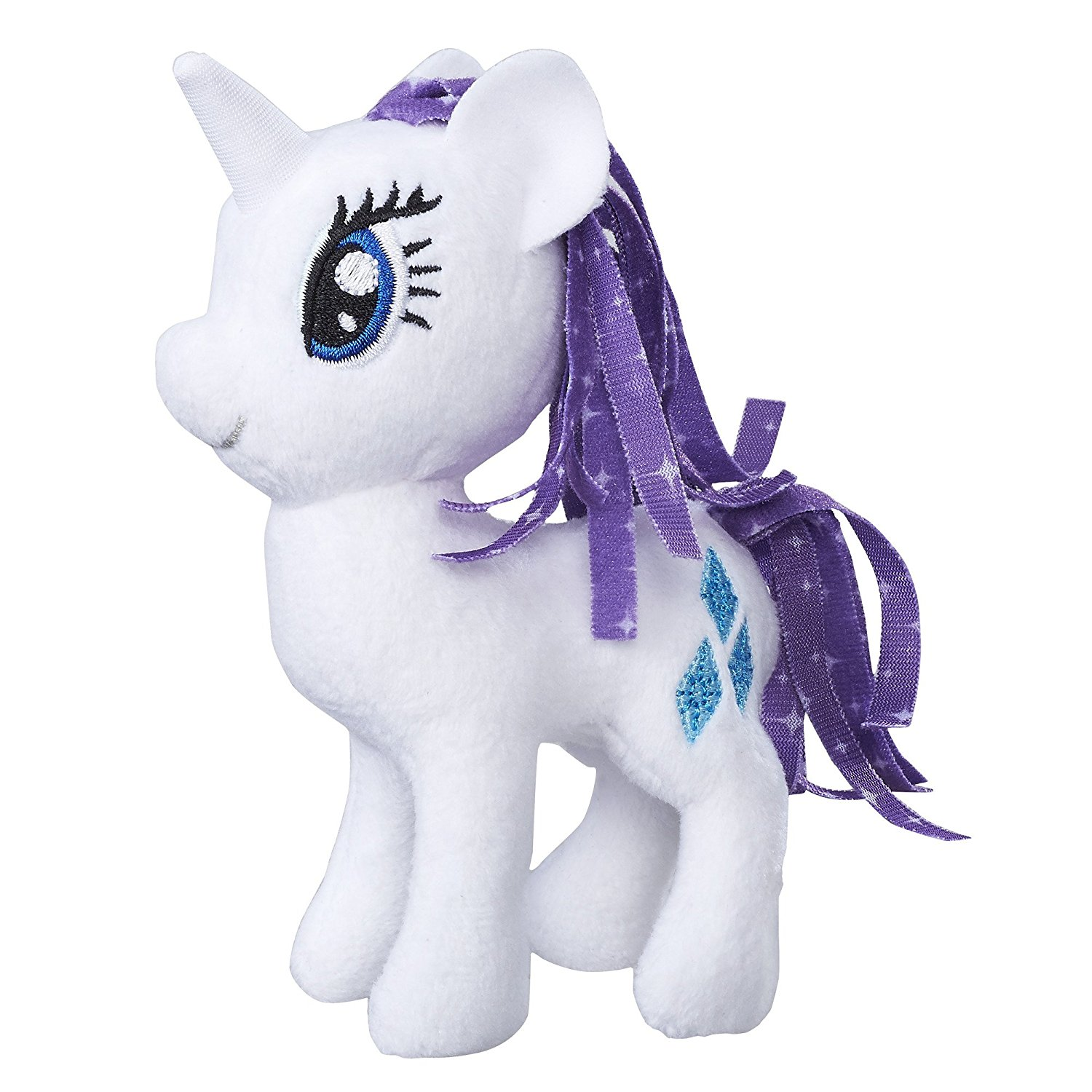 Friendship is Magic Rarity Small Plush, Soft, plush body By My Little Pony by