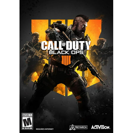 Call of Duty: Black Ops 4, Activision, PC, 047875335615 (Halo 4 Pc)