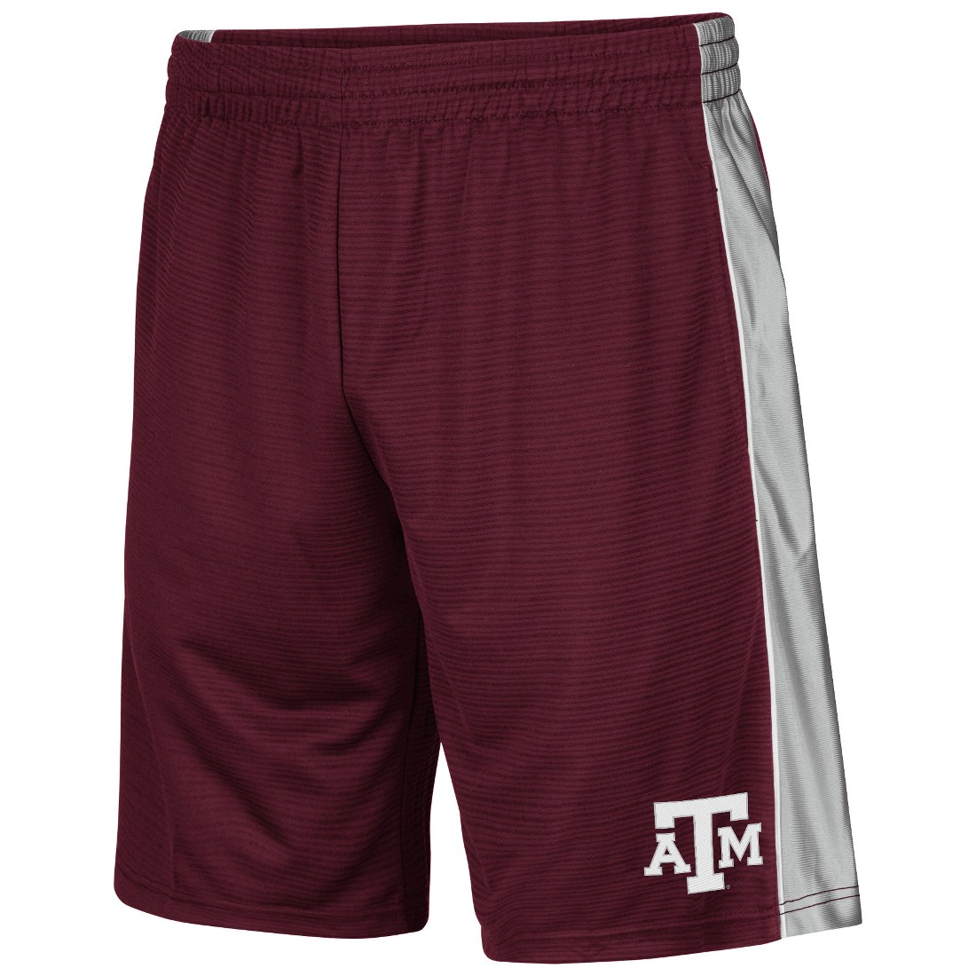 Texas A&M Aggies Layup II Mens Maroon Short - Colosseum
