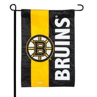 "Boston Bruins 12.5"" x 18"" Embellish Garden Flag - No Size"