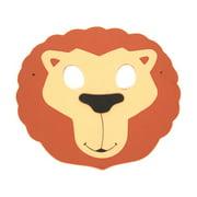 Lion Foam Mask, One Size