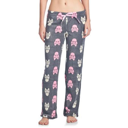 Casual Nights Women's Plush Microfleece Pajama Lounge -
