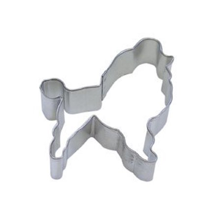 """3"""" Poodle Dog Cookie Cutter By RM"""