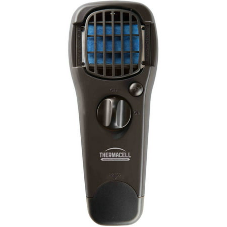 Thermacell Repeller, Black Thermacell Repeller, Black: From the trusted name of ThermacellEasy to carryCreates a 15' x 15' zone of protectionRepels mosquitoes, black flies and other biting insects