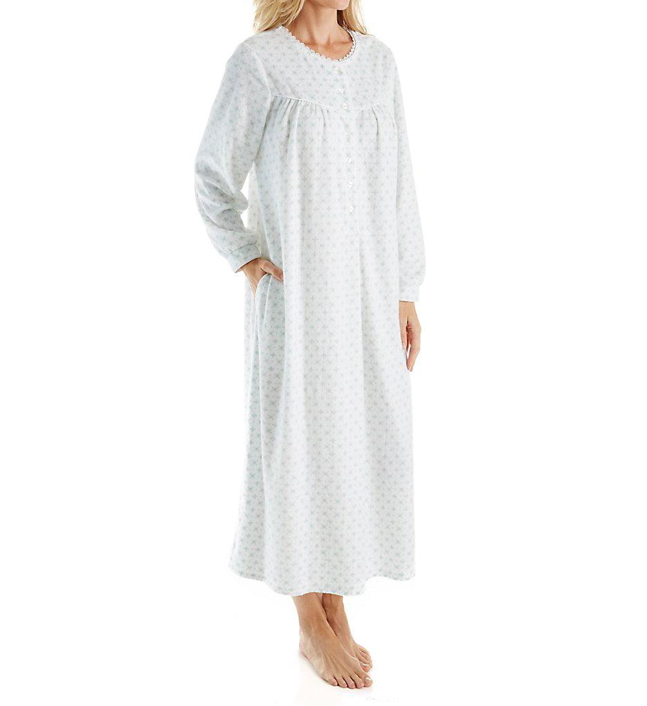 Lanz of Salzburg 5216825 Microfleece Long Gown