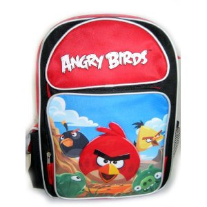 Angry Birds Large Backpack