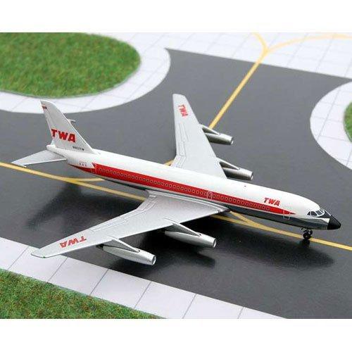 Gemini Jets Diecast TWA CV-880 Model Airplane