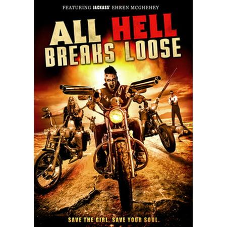 All Hell Breaks Loose (DVD) (All Hell Breaks Loose Part 2 Supernatural)