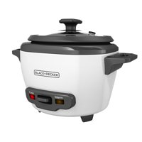 Deals on BLACK+DECKER 3-Cup Electric Rice Cooker RC503