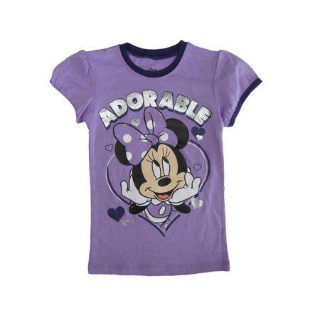 Disney Little Girls Purple