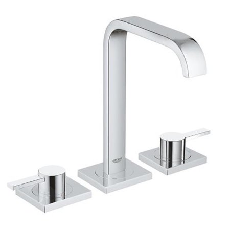 Grohe 2019100A Allure Widespread Bathroom Faucet (Chrome)