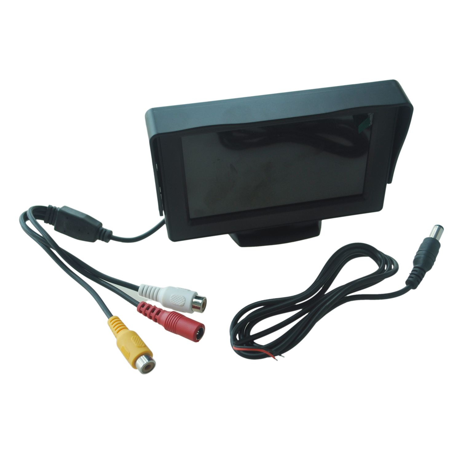 "THZY 4.3"" LCD Car DVD CCTV Reverse Rear View Camera Monitor"