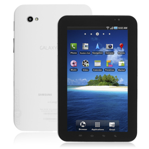 Samsung Galaxy Tab 2GB  7'' WiFi + Sprint 3G - White (Refurbished)