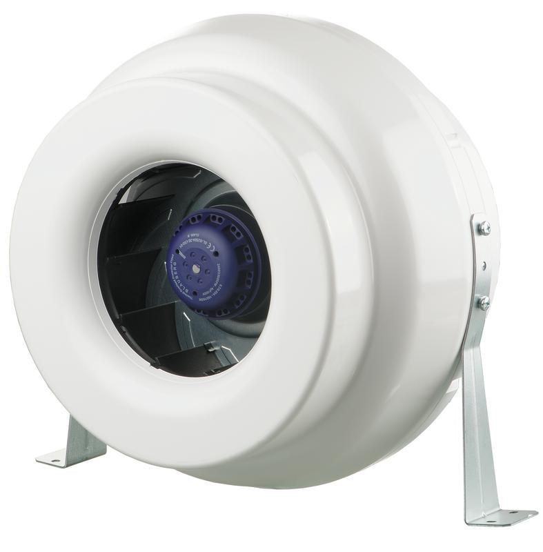 "Plastic Centrifugal Ventilation Fan 12 3/8"" Duct"