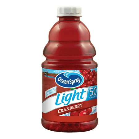 Ocean Spray Light Juice, Cranberry, 46 Fl Oz, 1 Count