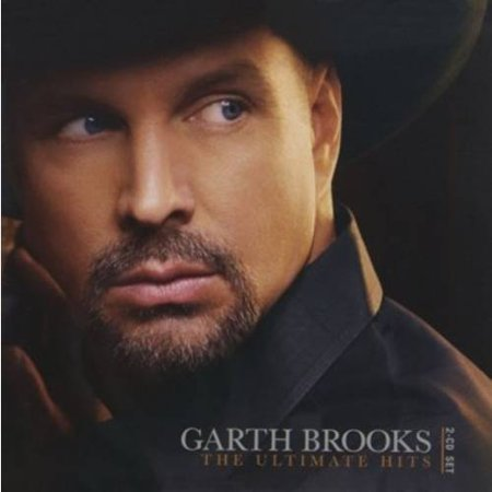 Garth Brooks - The Ultimate Hits (CD) for $<!---->
