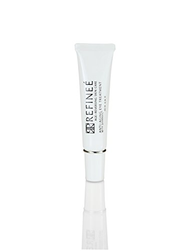 Refinee Anti-Aging Eye Treatment 0.5 oz. Womens Clean Sunkissed Skin By Clean