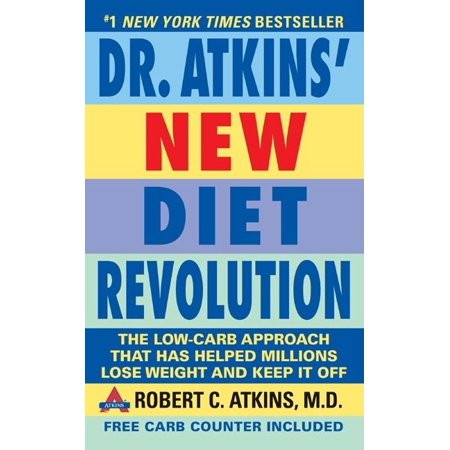 Diet Revolution - Dr. Atkins' New Diet Revolution : Completely Updated!