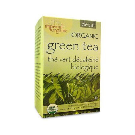 Organic Green Imperial Uncle Lee Tea 18 Sacs de thé