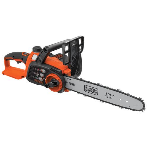 Black & Decker LCS1240 40V MAX Cordless Lithium-Ion 12 in. Chainsaw Kit by Black & Decker