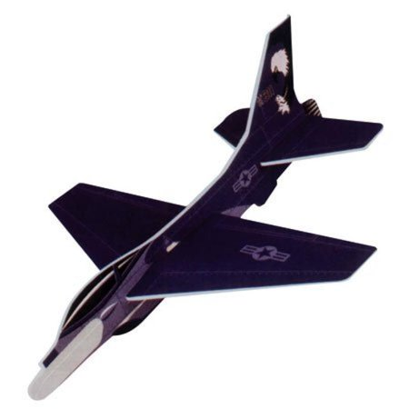 F-16 Fighting Falcon Foam Glider