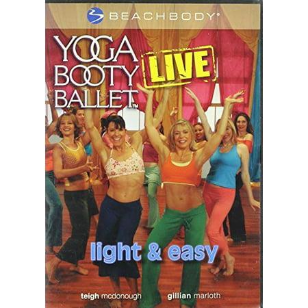 Yoga Booty Ballet Live Light   Easy  Beachbody