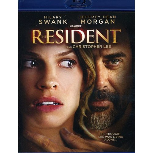 The Resident (Blu-ray)        (Widescreen)