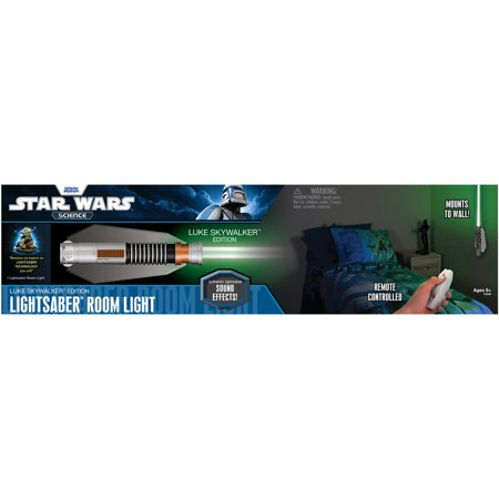 Lightsaber Light (Uncle Milton Star Wars Science Luke Skywalker Lightsaber Room)