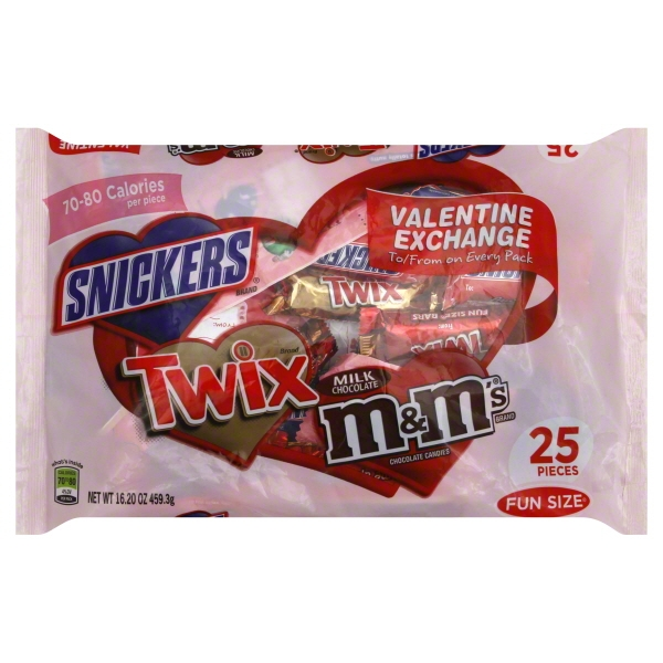 Mars North America Snickers  Candy, 25 ea
